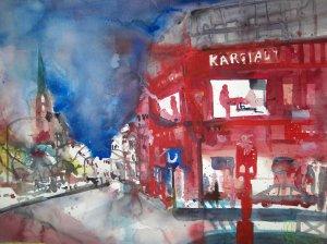 """Karstadt, Leopoldplatz"""