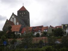 unser Motic die Nikolaikirche