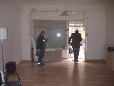 Das Licht in der Martin-Opitz-Str. geht aus