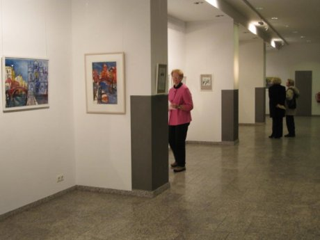 Ausstellungseröffnung Wasserwerke Ausstellung Impressionen