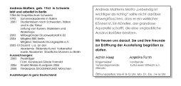 Andreas Mattern - Einladung Altenahr hinten