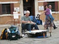 In Venedig ist 2006 auch viel los gewesen