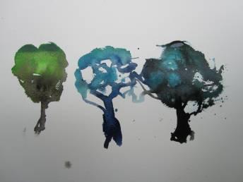 Bäume von Andreas Mattern