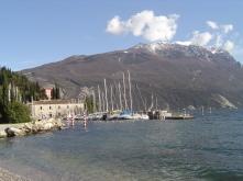 Der Gardasee bei Riva