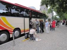 Gerwin Stört der Bus vor dem Motiv nicht
