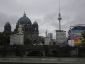 Der Berliner Dom mit Schlossbrücke