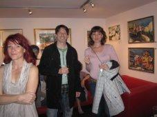 Conny, Alice und Freund