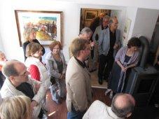 Ausstellungseröffnungs