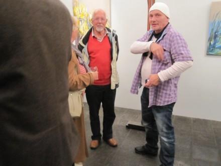 Ich mit Uwe Hoffmann
