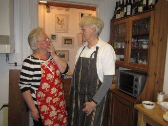 Ingeborg und Gerda sind seit über 30 Jahre Freundinnen