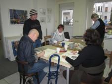 Atelierkurs Andreas Mattern