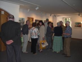 Ausstellungseröffnung im Stadtmuseum Weiden