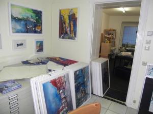 Atelier Dezember 2010