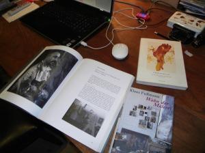 Bücher von Fußmann, Lüpertz, Baselitz