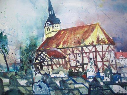 Fachwerkkirche Schlepzig