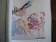 Aquarell Maria Lassnig