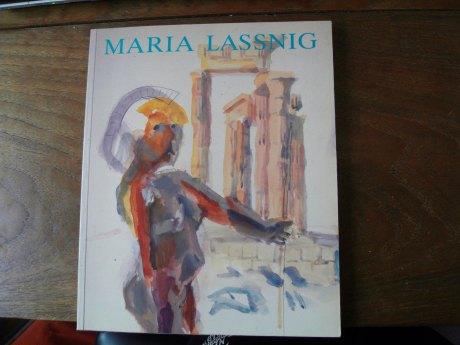 Katalog Maria Lassnig