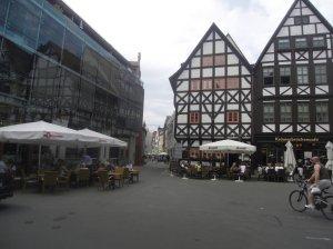 Erfurt, Krämerbrückencafe