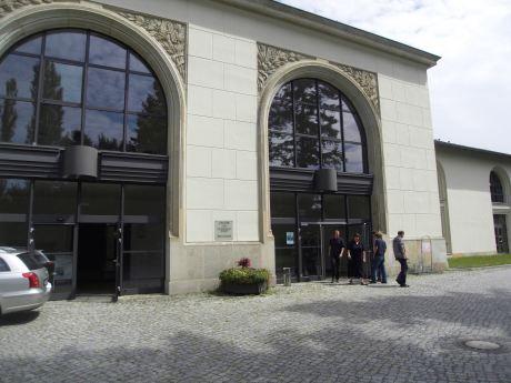 Galerie Landesdirektion Dresden, Foto Andreas Mattern