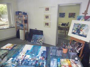 Atelierarbeit, Andreas Mattern