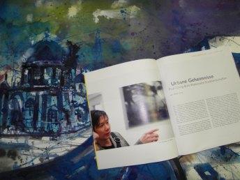 Kunst&Material im Atelier von Andreas Mattern im Atelier
