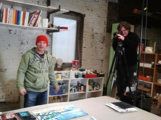 Videodreh geistreich-lernen in Dortmund, Andreas Mattern