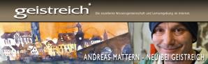 """Video """"Enstsehung Regensburg"""" bei geistreich*, von Andreas Mattern"""