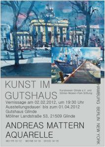 Einladung Glinde Februar 2012