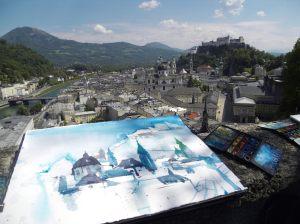 Malen in Salzburg 2011,  Andreas Mattern
