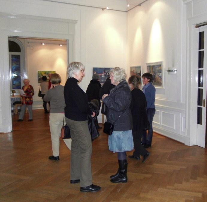 Ausstellung Glinde, Andreas Mattern