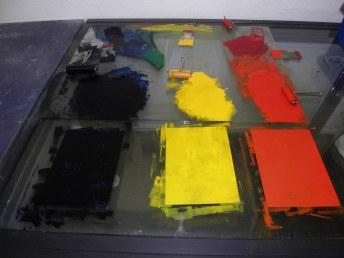 Auftrag der Farben, Andreas Mattern