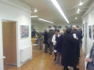 Ausstellung Galerie Fuchstal, Andreas Mattern