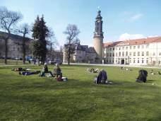 Malreise Weimar, März 2012, Andreas Mattern