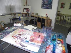 Atelier, Andreas Mattern , Berlin