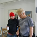 Malwoche bei Andreas Mattern2012