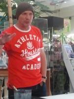 Andreas Mattern bei Boesner in Wien 2012