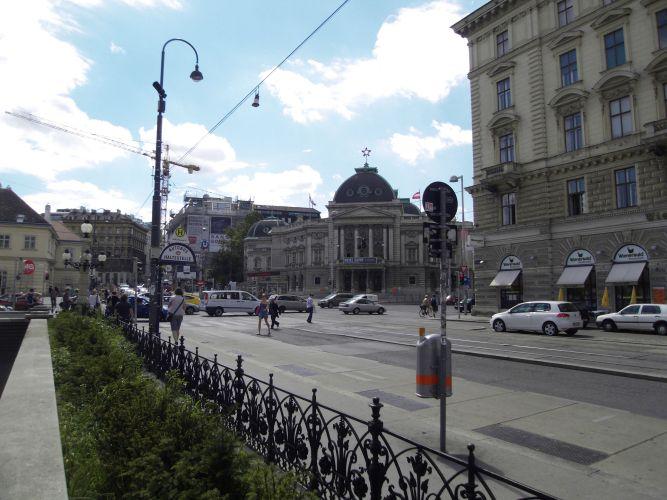 Wien am Volkstheater, Foto Andreas Mattern 2012