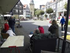 Malen in Hattingen, 2012, Andreas Mattern