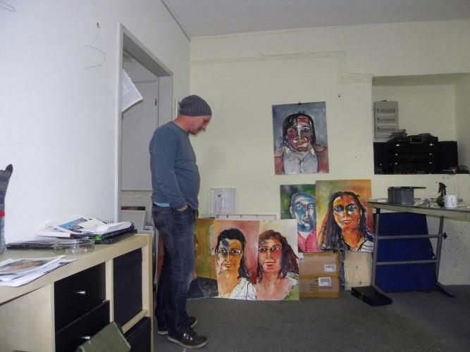 Kopf machen:-))) (c) Andreas Mattern, 2012