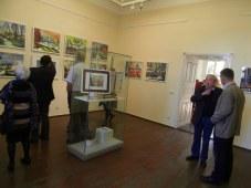 Ausstellungseröffnung 13.10.2012, Andreas Mattern, Gut Geisendorf