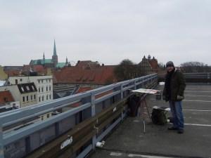 Andreas Mattern in Lübeck, 2012