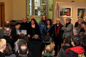 Ausstellung Rathaus Heidelberg-Der WatercolorClub-2013