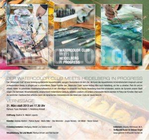 Einladung Heidelberg-Watercolor Club-21.März 2013