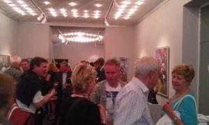 Ausstellung Andreas Mattern-Galerie Petra Lange Berlin- Mai 2013