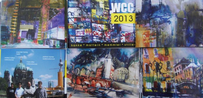 Katalog Watercolorclub 2013